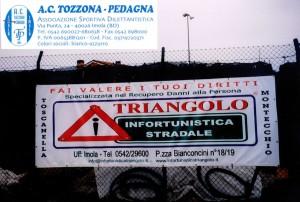 A.C Tozzona - Pedagna